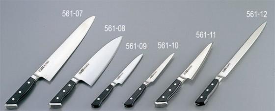 561-07 グレステンWタイプ 牛刀 724WK 544000490