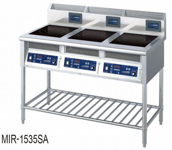 722-12 電磁調理器 MIR-1035SA 552000760