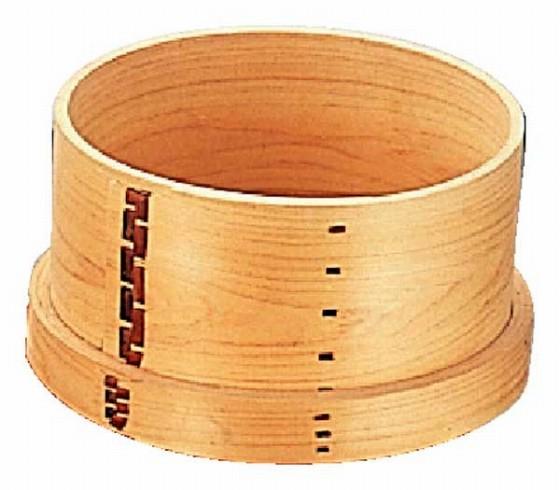 515-14 和セイロ(羽釜用)板底式 24cm用 564000810