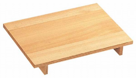 525-07 木製抜板下駄型 大 564001820