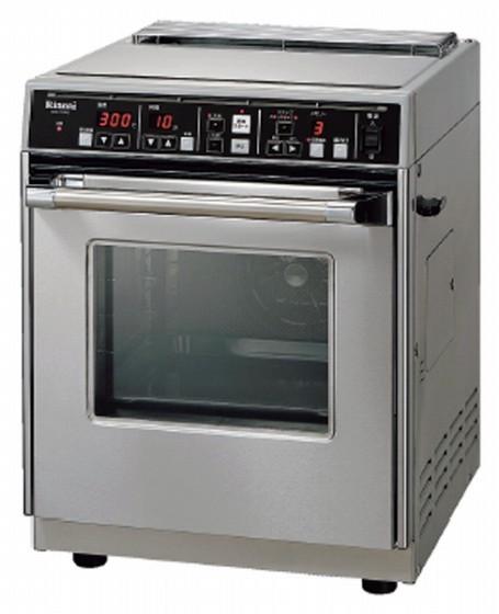 740-01 リンナイガス高速オーブン RCK-10AS プロパン 588000330