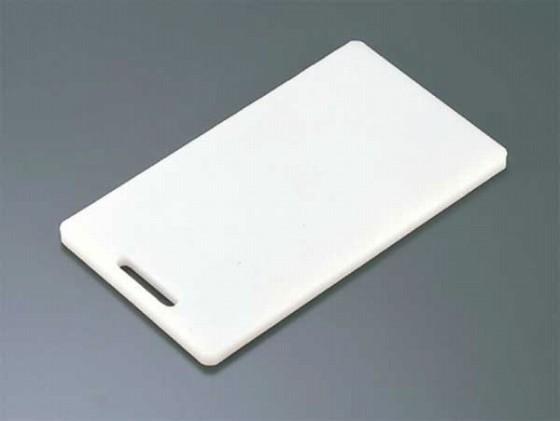 603-06 家庭用プラスチックまな板 小 N-37 753000450