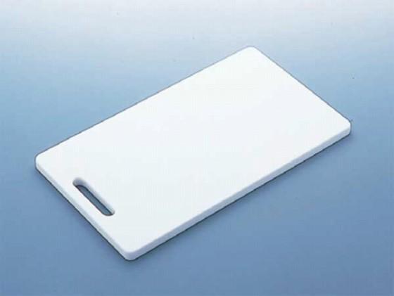 603-07 家庭用抗菌プラスチックまな板 K-37 753000490