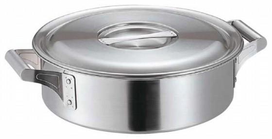 366-03 ロイヤル 外輪鍋 24cm 81000400