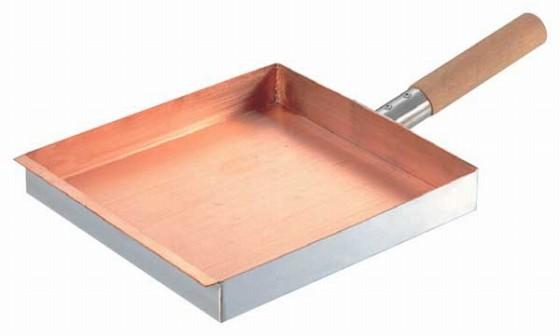 517-11 ロイヤル玉子焼(銅) 26cm 81000480