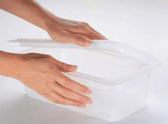 451-06 半透明フードパン用 密封カバー 90PPSC(1/9) 931010300