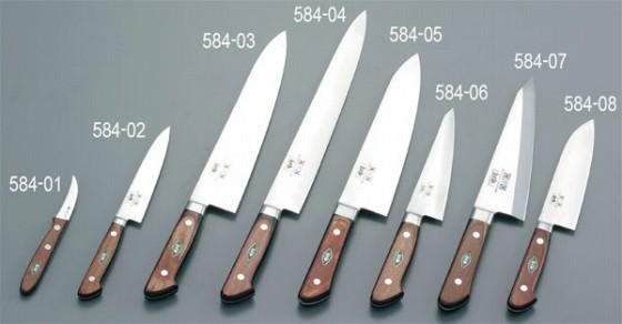 584-03 堺刀司 牛刀 27cm 938000070