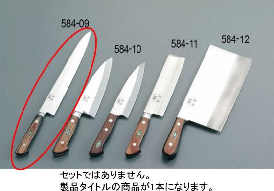 584-09 堺刀司 刺身庖丁 21cm 938000200