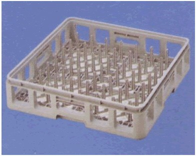 BKR-P-85 万能ラック(樹脂製) 食器洗浄機ラック