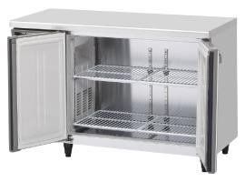 FT-120SNG-ML ワイドスルーテーブル型冷凍庫 内装ステンレス ホシザキ 幅1200 奥行600 容量245L