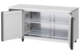 FT-150SDG-ML ワイドスルーテーブル型冷凍庫 内装ステンレス ホシザキ 幅1500 奥行750 容量438L