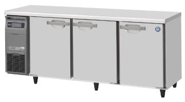 FT-180SDG テーブル型冷凍庫 内装ステンレス ホシザキ 幅1800 奥行750 容量549L