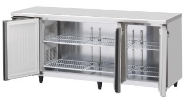 FT-180SNG-ML ワイドスルーテーブル型冷凍庫 内装ステンレス ホシザキ 幅1800 奥行600 容量421L
