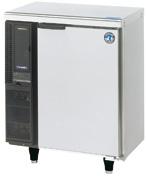 幅630 奥行450 容量73L ホシザキ テーブル形冷凍庫 内装樹脂仕様 FT-63PTE1
