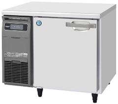 FT-90MNCG テーブル型冷凍庫 内装カラー鋼板 ホシザキ 幅900 奥行600 容量157L