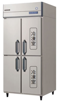 GRD-092PMD インバータ制御冷凍冷蔵庫 フクシマガリレイ 幅900 奥行800 冷凍室352L 冷蔵室352L 2室冷凍