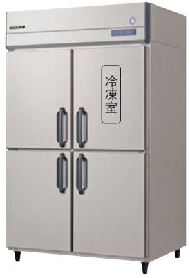 GRD-121PM インバータ制御冷凍冷蔵庫 フクシマガリレイ 幅1200 奥行800 冷凍室239L 冷蔵室778L 1室冷凍