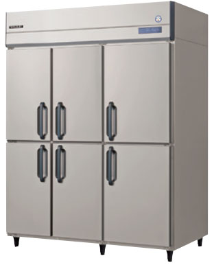 GRD-1560RMD インバータ制御冷蔵庫 フクシマガリレイ 幅1490 奥行800 容量1374L 6枚扉