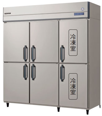 GRD-182PM インバータ制御冷凍冷蔵庫 フクシマガリレイ 幅1790 奥行800 冷凍室503L 冷蔵室1088L 2室冷凍