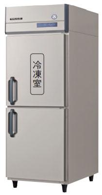 GRN-081PM インバータ制御冷凍冷蔵庫 フクシマガリレイ 幅755 奥行650 冷凍室247L 冷蔵室224L