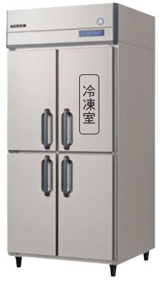 GRN-091PM インバータ制御冷凍冷蔵庫 フクシマガリレイ 幅900 奥行650 冷凍室129L 冷蔵室435L