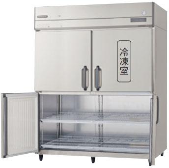 GRN-151PM-F インバータ制御冷凍冷蔵庫 フクシマガリレイ 幅1490 奥行650 冷凍室218L 冷蔵室735L センターフリー