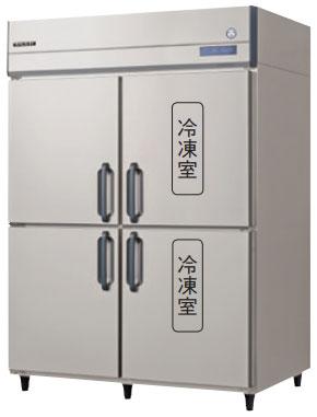 GRN-152PM インバータ制御冷凍冷蔵庫 フクシマガリレイ 幅1490 奥行650 冷凍室502L 冷蔵室504L 2室冷凍
