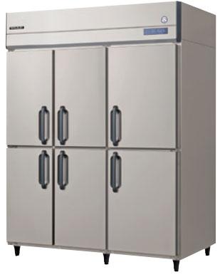 GRN-1560RM インバータ制御冷蔵庫 フクシマガリレイ 幅1490 奥行650 容量1067L 6枚扉