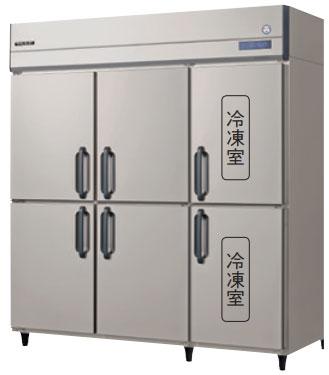 GRN-182PM インバータ制御冷凍冷蔵庫 フクシマガリレイ 幅1790 奥行650 冷凍室390L 冷蔵室845L 2室冷凍