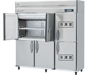 幅1800 奥行800 ホシザキ 恒温高湿庫 エアパス5面冷却 容量1398L HCF-180CAF-ML