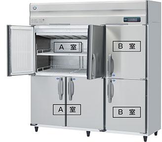 幅1800 奥行800 ホシザキ 恒温高湿庫 エアパス5面冷却 容量1308L HCR-180CAB-ML