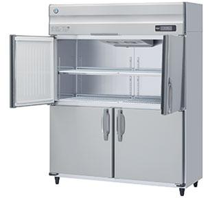 幅1500 奥行650 ホシザキタテ型冷蔵庫 ワイドスルー 容量1054L HR-150AT3-ML