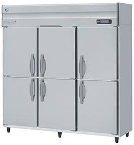 幅1800 奥行650 ホシザキタテ型冷蔵庫 容量1271L HR-180AT