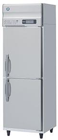 幅625 奥行650 ホシザキタテ型冷蔵庫 容量384L HR-63AT