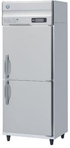 幅750 奥行650 ホシザキタテ型冷蔵庫 容量481L HR-75AT