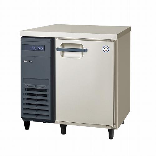 幅755 奥行750 容量147L 福島工業 ヨコ型冷凍庫 LRW-081FM