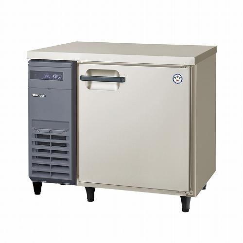 幅900 奥行750 容量202L 福島工業 ヨコ型冷凍庫 LRW-091FM