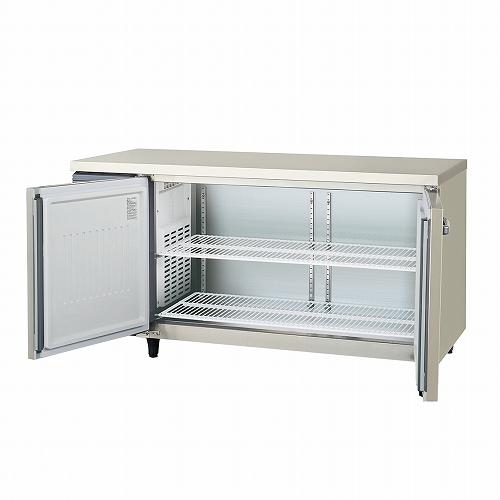 幅1500 奥行750 容量431L 福島工業 ヨコ型冷凍庫 センターフリータイプ LRW-152FM-F