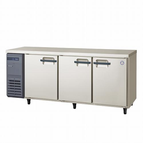 幅1800 奥行750 容量542L 福島工業 ヨコ型冷凍庫 LRW-183FM
