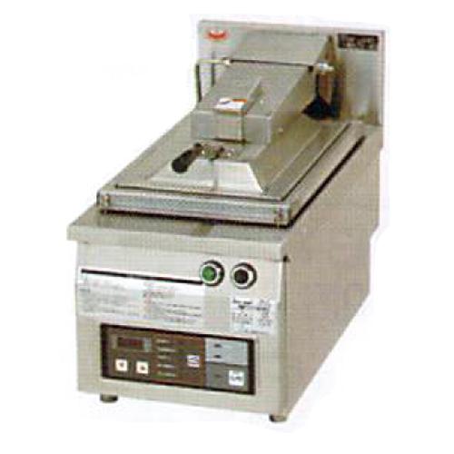 幅300 奥行600 マルゼン 電気自動餃子焼器 フタ取外しタイプ MAZE-4S