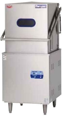MDDTB8E マルゼン エコタイプ食器洗浄機  ドアタイプ 貯湯タンク内蔵型