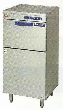 マルゼン エコタイプ食器洗浄機 フロントローディングタイプ 貯湯タンク内蔵型 MDFA7E