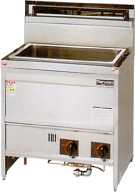うどん釜 角槽タイプ MGU-076G