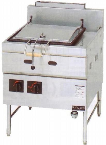 幅700 奥行750 本格派シリーズ(ガス)餃子焼器 MGZS-077B