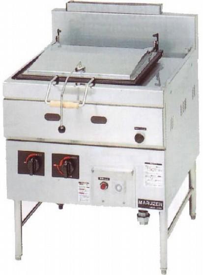幅700 奥行750 本格派シリーズ(ガス)餃子焼器 MGZS-077BT
