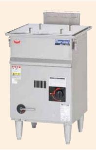 マルゼン 蒸し器 セイロタイプ ガス式 4つ穴天板仕様 MUS-055D4