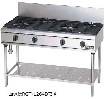 マルゼン NEWパワークックシリーズ ガステーブル RGT-1265D