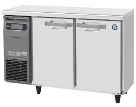 幅1150 奥行450 容量155L ホシザキ テーブル形冷蔵庫 内装カラー鋼板仕様 RT-115MTCG