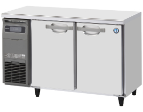 幅1200 奥行450 容量165L ホシザキ テーブル形冷蔵庫 内装カラー鋼板仕様 RT-120MTCG