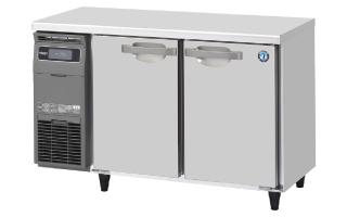 幅1200 奥行750 容量319L ホシザキテーブル形冷蔵庫 内装ステンレス仕様 RT-120SDG